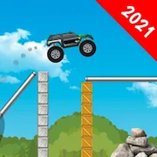 Monster Truck Game App 2021