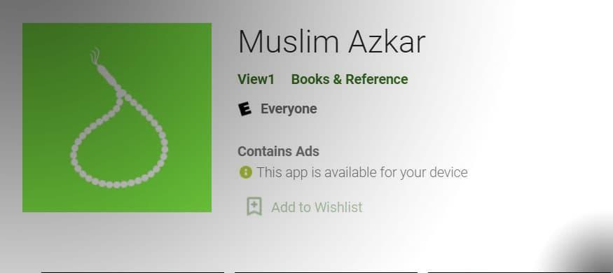 muslim azkar