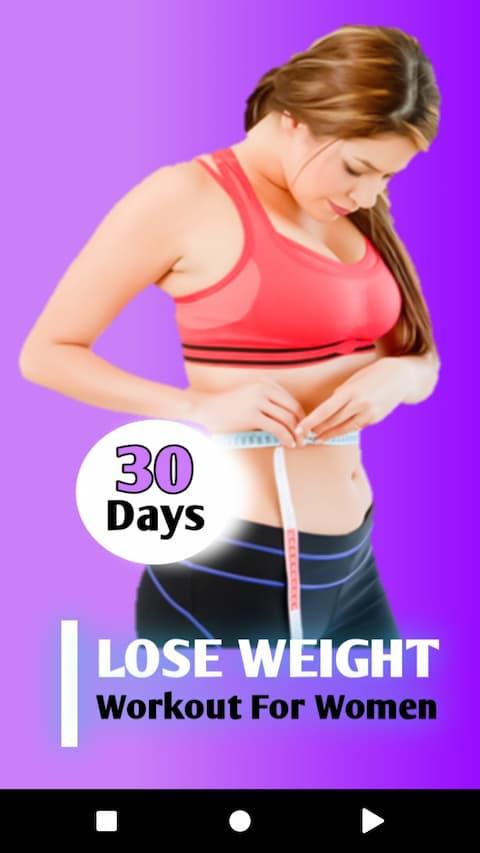 Weight Loss Fitness App