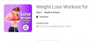 Weight Loss Fitness at Home in 30 Days Workout for Women